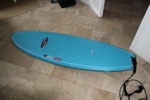 planche de surf fish