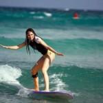 Apprendre le surf seul