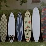 Le choix de la planche de surf