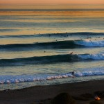 La lecture des vagues en surf