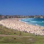 Surf en Australie : bienvenue à Bondi beach !