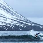 Le surf en eaux froides