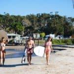 Surf camp en Australie: mon expérience