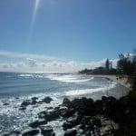 Coolangatta, la surf city australienne