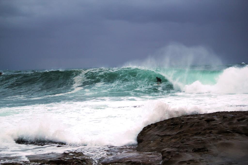 tube en surf