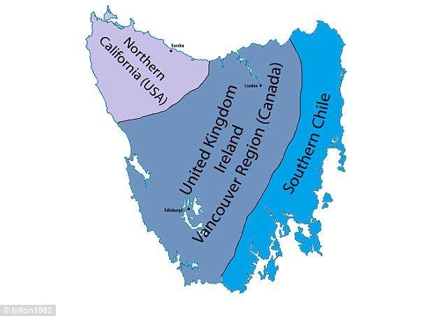 climat tasmanie meteo