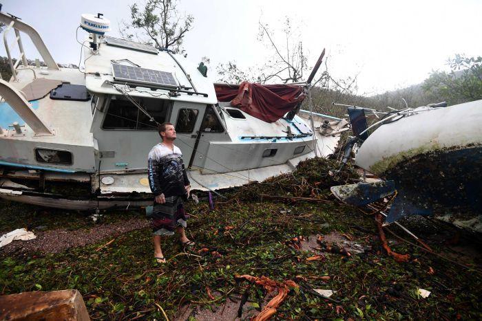 meteo cyclone australie