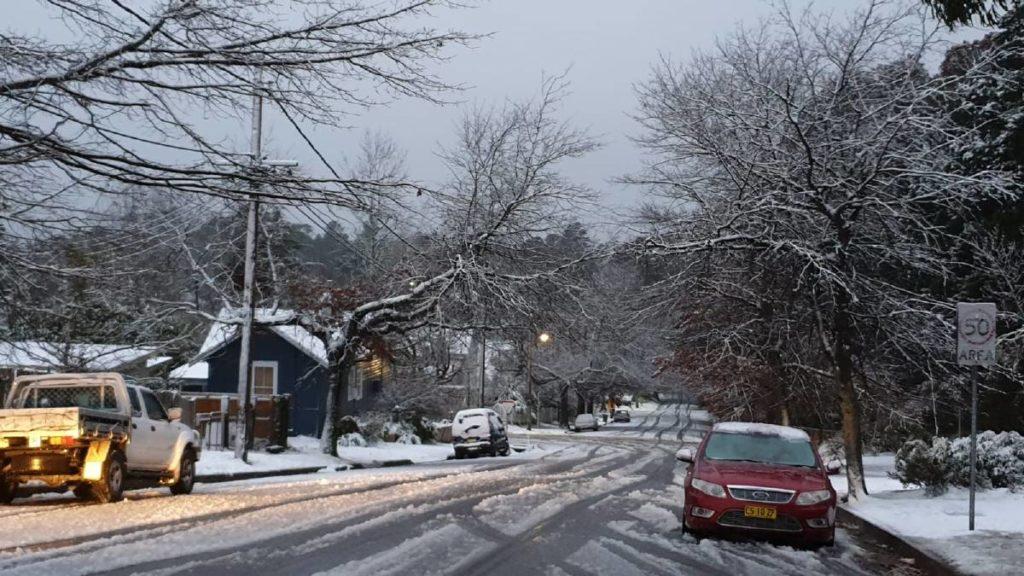 neige sydney
